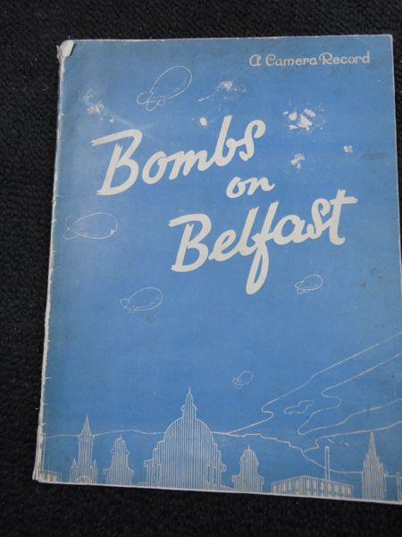 Bombs on Belfast  - A Camera Record - rare