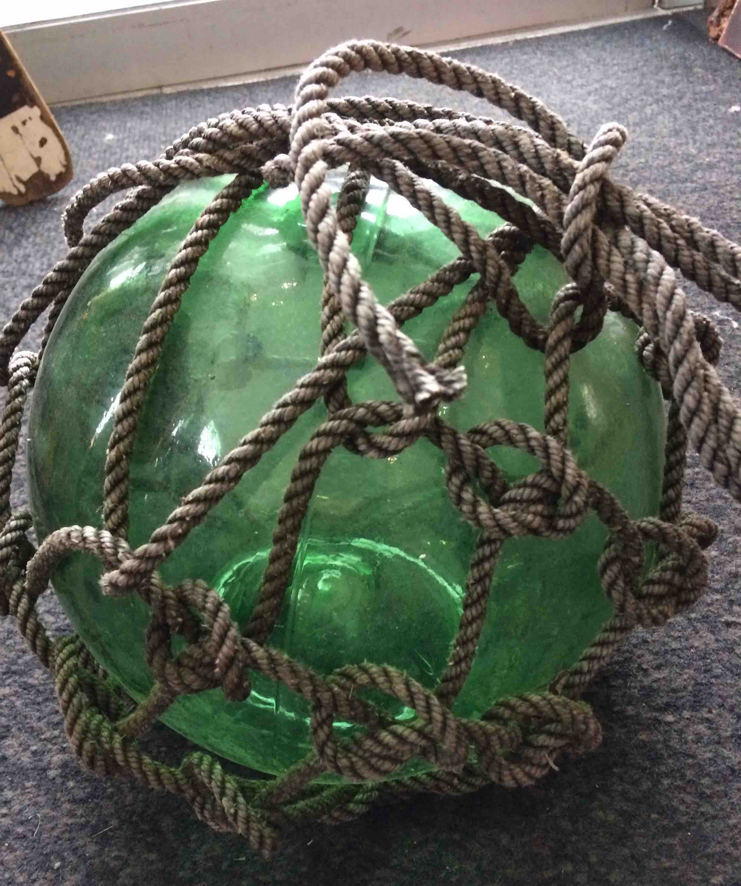 Large Glass Float