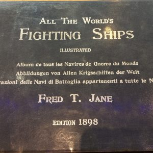 All the world's Fighting Ships